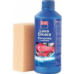 LAVA-ENCERA 1LT + ESPONJA...